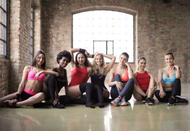 Jeśli fitness to może właśnie bodypump?